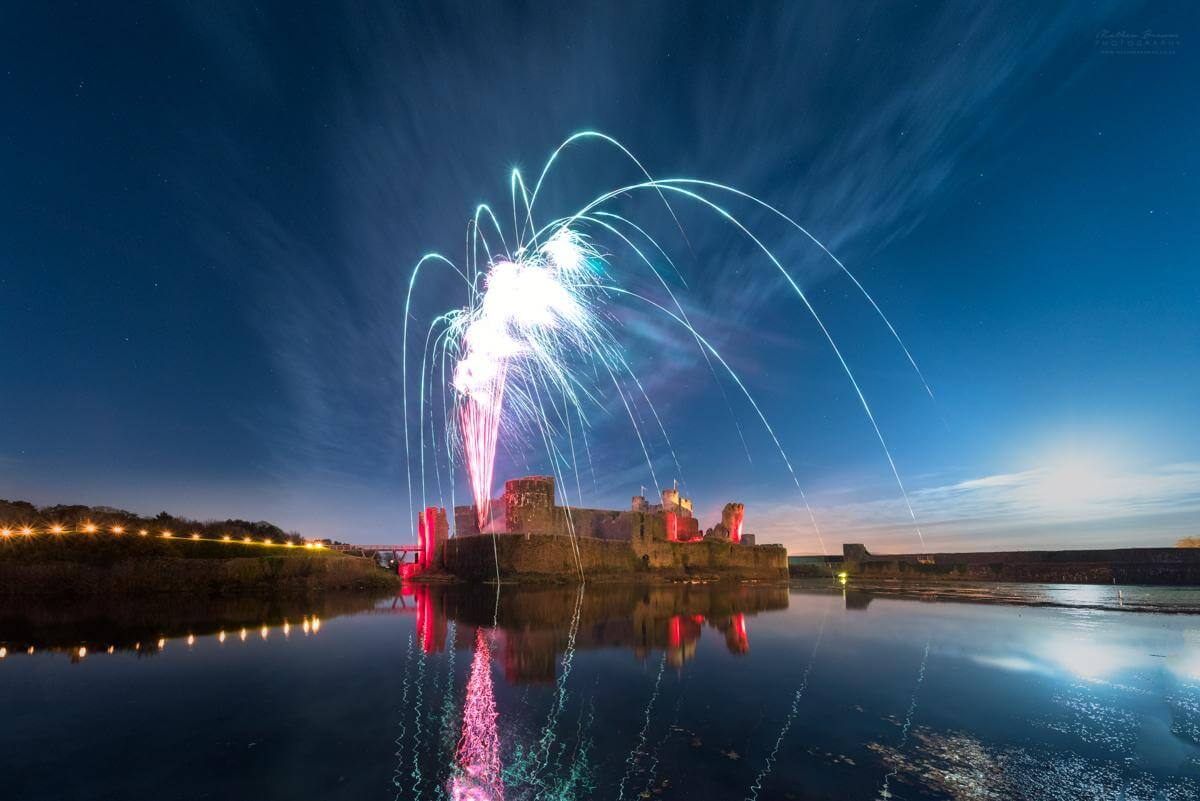 Picture of Caerphilly Castle - Caerphilly Castle