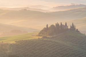 Tuscany photo locations - Podere Belvedere