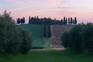 Tuscany photography locations - The Gladiator Farm