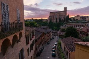 photo locations in Tuscany - Basilica Cateriniana San Domenico