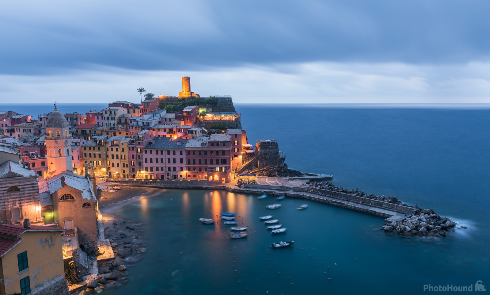 Vernazza Village