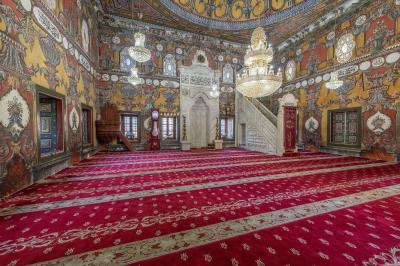 Macedonia (FYROM) photography locations - Motley (Spotted) Mosque
