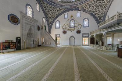 Macedonia (FYROM) photography locations - Mustafa Pasha's Mosque