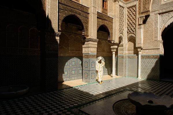Madrasa Al Attarine