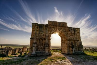 Fes Meknes instagram locations - Volubilis