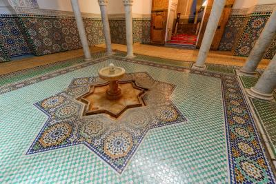 photo spots in Fes Meknes - Mausoleum of Mouley Ismail