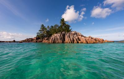Seychelles photo spots - St Pierre Island