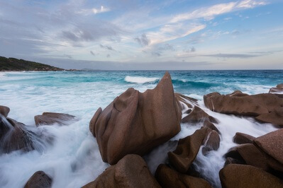 Seychelles photo locations - Grand Anse & Petit Anse