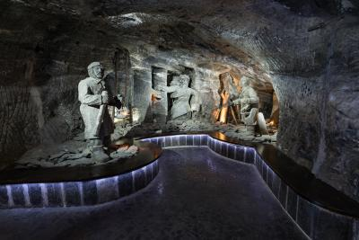 Poland photo spots - Wieliczka Salt Mine