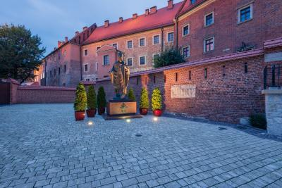 pictures of Krakow - Wawel Castle & Cathedral