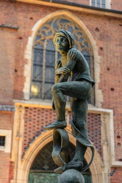 images of Krakow - Plac Mariacki
