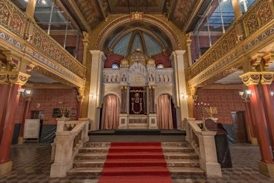 pictures of Krakow - Synagoga Tempel