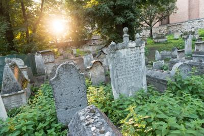 photos of Krakow - Remuh Synagogue and Cemetery
