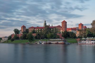 Krakow photography spots - Wawel Castle and Vistula River