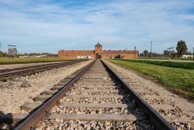 Poland photo spots - Auschwitz II-Birkenau