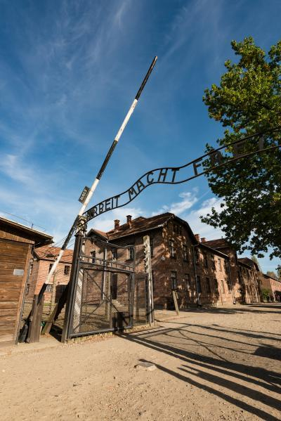 Oswiecimski photography spots - Auschwitz Concentration Camp