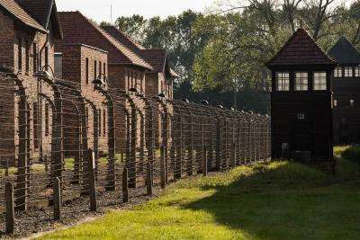 pictures of Krakow - Auschwitz Concentration Camp