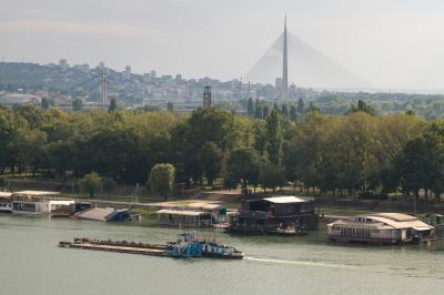 pictures of Belgrade - Kalemegdan Park
