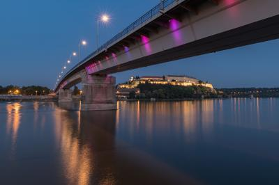 Serbia instagram spots - Danube and Petrovaradin Fortress