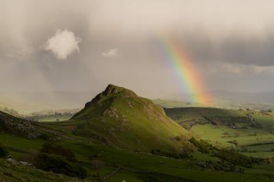 photo spots in England - Chrome Hill