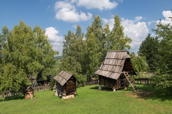 Sirogojno Open Air Museum
