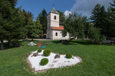 photo spots in Serbia - Apostles Peter and Paul Church