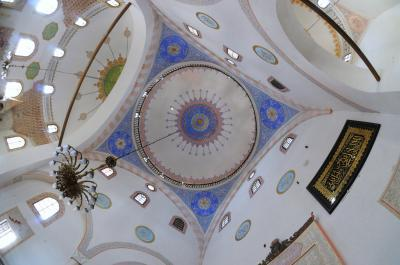 photography spots in Bosnia and Herzegovina - Gazi Husrev-beg Mosque Interior (Begova đamija)