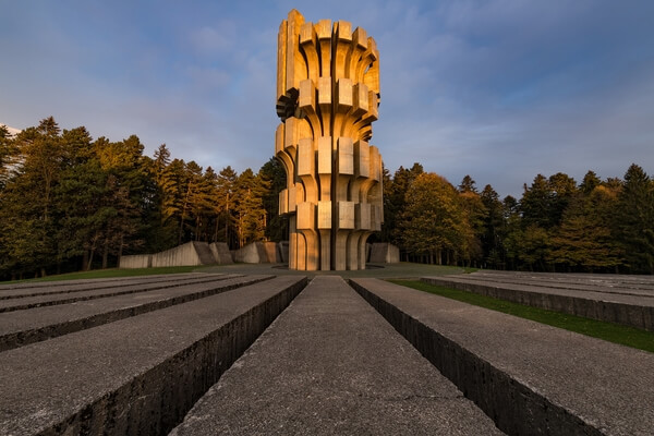 Freedom Monument Kozara