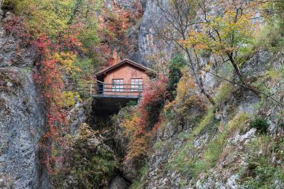 Bosnia and Herzegovina instagram spots - Tito's Cave at Drvar