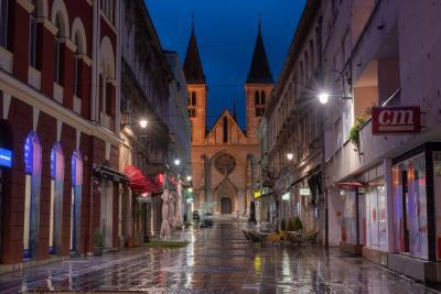 Bosnia and Herzegovina instagram spots - Sacred Heart Cathedral Street View
