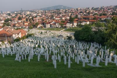 photography spots in Bosnia and Herzegovina - Kovači Cemetery