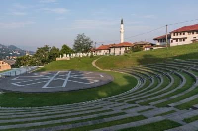 Bosnia and Herzegovina instagram spots - Kovači Memorial