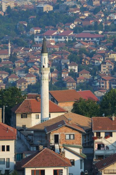 images of Sarajevo - Yellow Fortress (Žuta Tabija) City Views