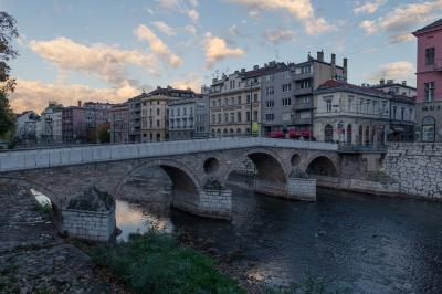 photos of Sarajevo - Latin Bridge (Latinska ćuprija)