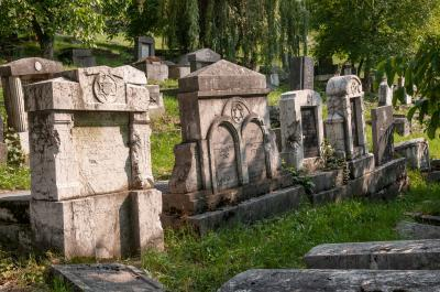 photo locations in Sarajevo - Jewish Cemetery