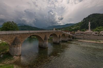 photo spots in Federacija Bosne I Hercegovine - Stone Bridge at Konjic