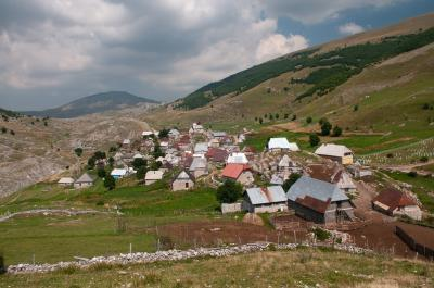 Federacija Bosne I Hercegovine photo locations - Lukomir Village