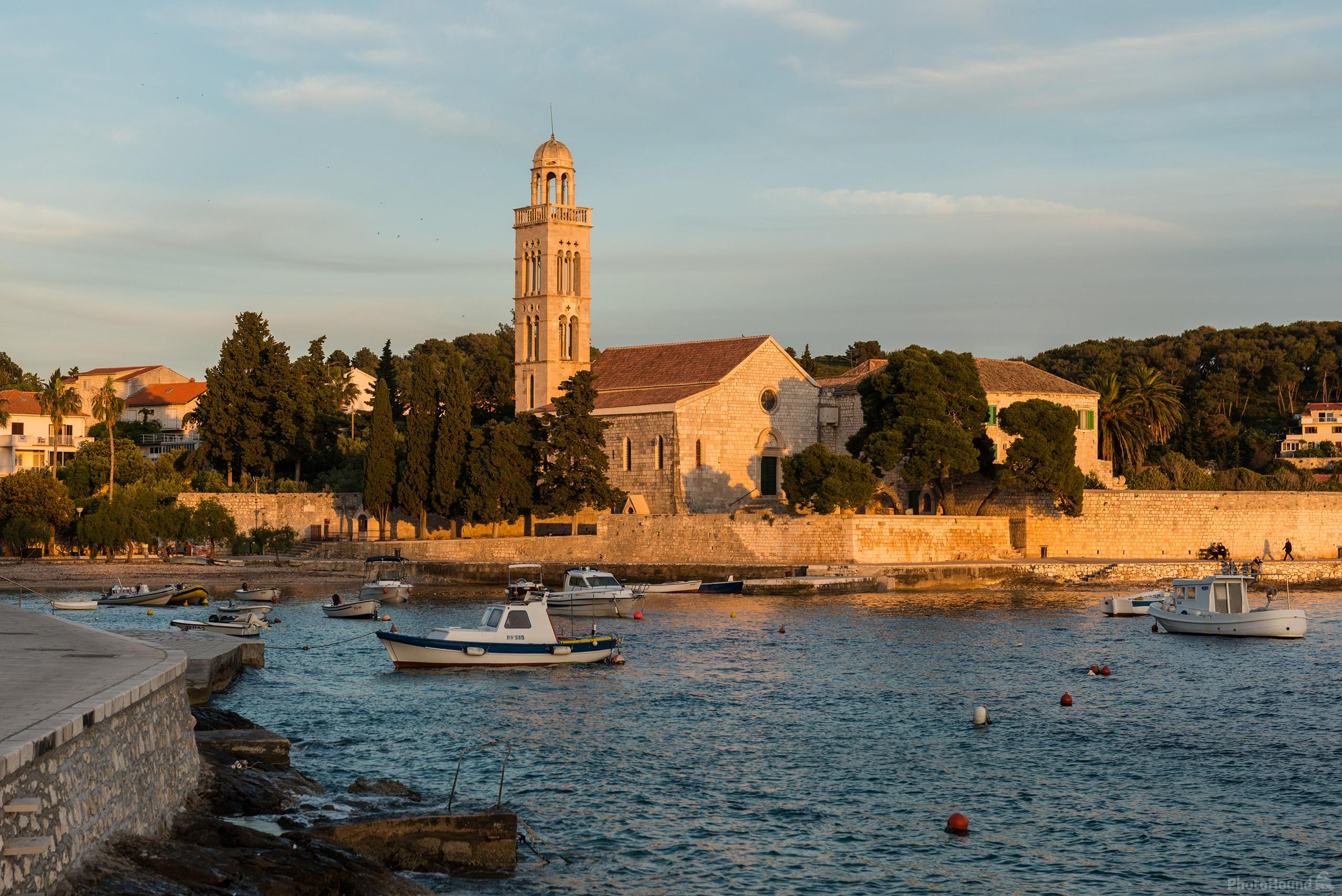 Image of Franciscan Monastery Hvar View by Luka Esenko