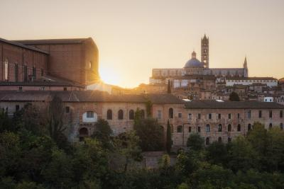Tuscany photo locations - Belvedere Siena