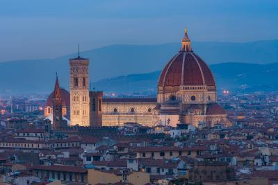 Toscana photography spots - Piazzale Michelangelo