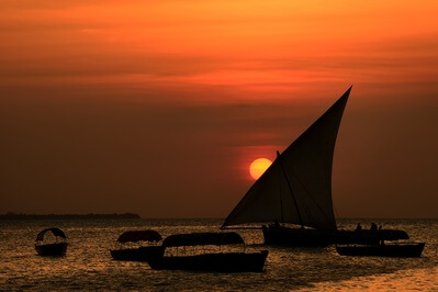 Photography spots in  Zanzibar Island