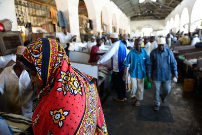 photos of Zanzibar Island - Darajani Market