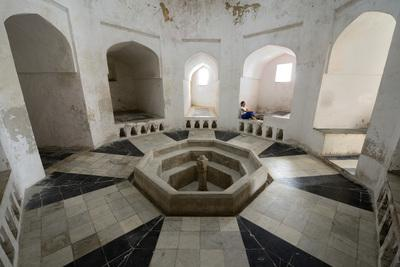 Zanzibar Island photo spots - Persian Baths