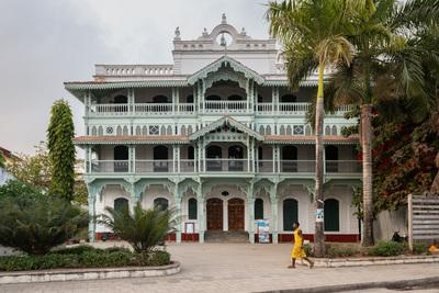 Zanzibar Island photo locations - Old Dispensary