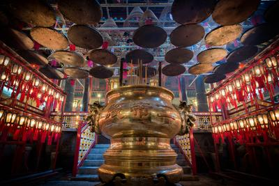 photography locations in Hong Kong - Man Mo Temple