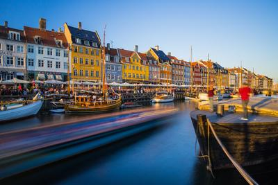 photography locations in Denmark - Nyhavn canal view