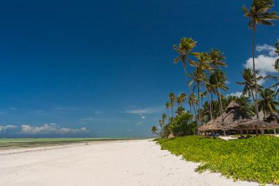 pictures of Zanzibar Island - Bwejuu Beach