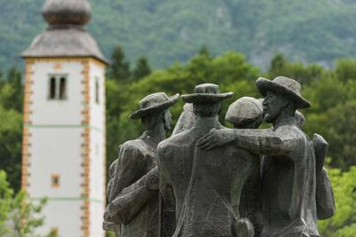 Triglav National Park photography locations - Bohinj - Four Brave Men
