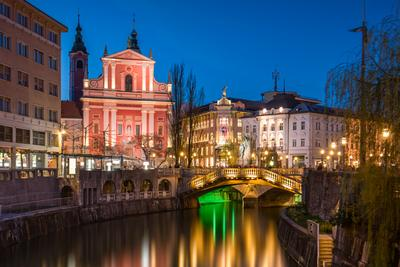 Ljubljana photography guide