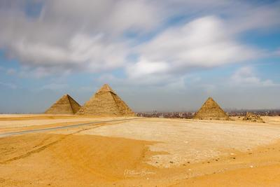 photo locations in Egypt - Pyramids of Giza - Panoramic Viewpoint